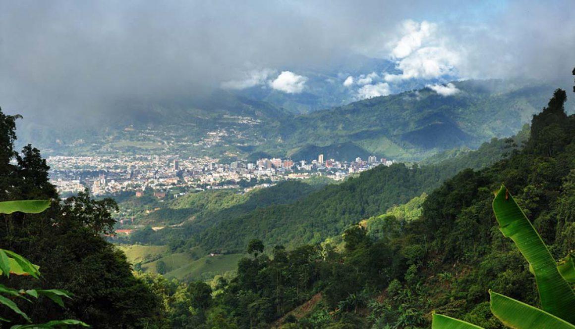 Красиво, опасно, незабываемо… republica de Colombia 