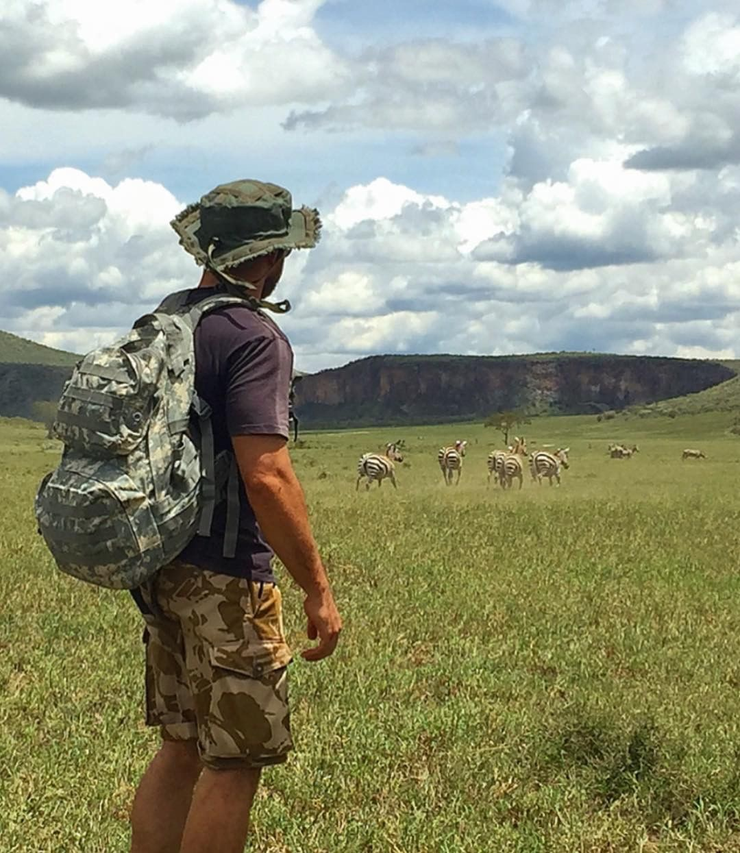 Mimi nina Mzungu, путешествие по Кении.🇰🇪